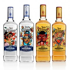 Revving the Motor for Great Cinco de Mayo Cocktails Part 1:  Let's Talk Cuervo!