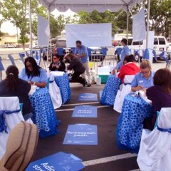Helpful Honda Guys Host Pop-up Spas for Mother's Day Weekend in So. California.