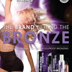 "Get Golden like ""Dancing with the Stars' Emma Slater! Buy the Special  ""Dancing With the Stars"" Self-Tanning Products!"