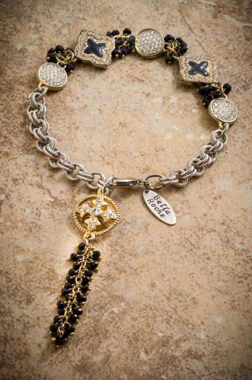 silver-and-gold-bracelet