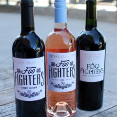 Foo Fighters Headline BottleRock 2017- Napa! Foo Fighters Wines Debut !  5/26-5/28/17 National Wine Day – 2