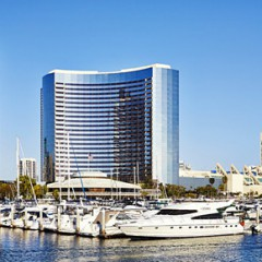 Staycation or Vacation?  San Diego's Marriott Marquis Makes You Feel Like You Are