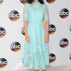 Bellamy Young  Sparkles at the TCA 2017 Summer Tour for  Disney ABC Television Group!