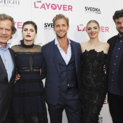 William H. Macy & Cast of  'The LayOver' Celebrate  Premiere + After-Party!