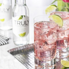 Celebrate Your Emmy Faves (+ Mourn the Losses) with Cocktails Made with Truly Spiked + Sparkling Mixes!