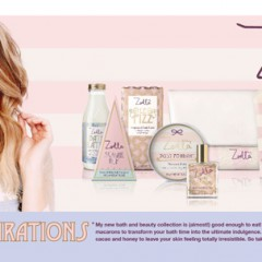 Seeking New Body Products? Check out Zoella Beauty at Ulta.com!!