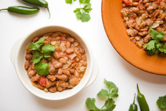 borracha-beans