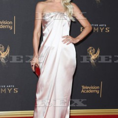 Julianne Hough Radiates Glamour  in RAMI AL ALI at the 69TH Annual Primetime Creative Arts Emmys Awards!