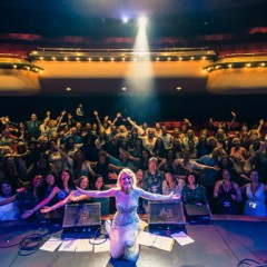 "Catching The Miracle: Rikka Zimmerman Drops New CD "" The Miracle"" at Her Transformational Concert!"