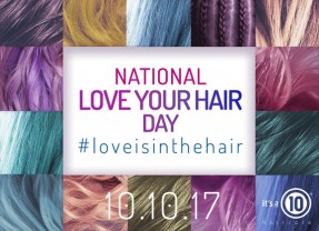 """Oct. 10 Is National Love Your Hair Day! Make Every Day a """"Love Your Hair """" Day with These Great Products!"""