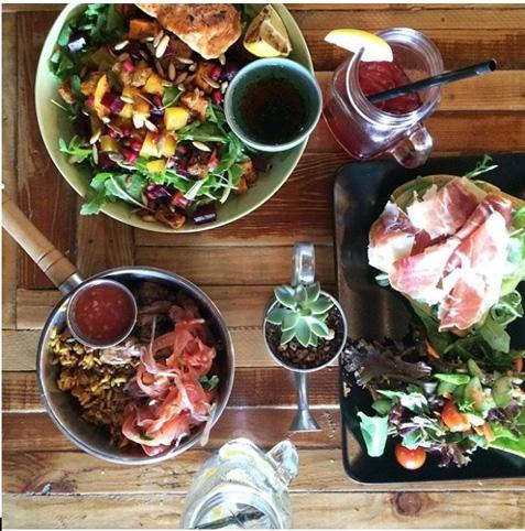 salad-and-food