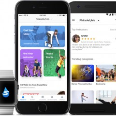 SweatNow App Manages & Books Your Fave Fitness Trainers + Classes! It's FREE!