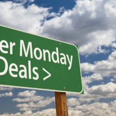 DealNews.com Shares the BEST of Cyber-Monday Deals!  Move FAST!