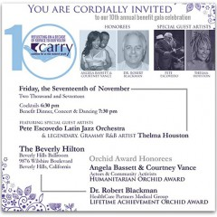 Thelma Houston to  ROCK Los Angeles at 10th Annual C.A.R.R.Y. GALA on 11/17, Beverly Hilton!