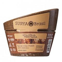 National Hangover Day is 1/1/2018.  Remedy Hangover Skin with Surya Brasil's Preciosa Mask!