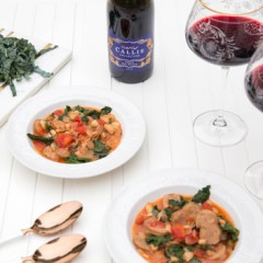 Add  Callie Collection Wines to Your Holiday Meals and Celebrations for Lush Taste! Recipe!