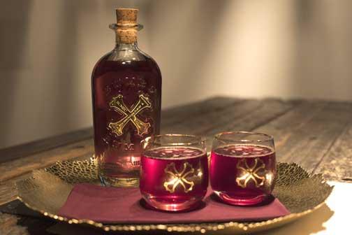 D6-cocktail