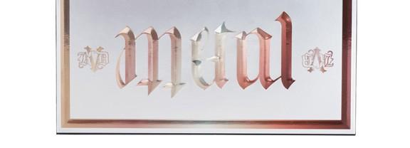Kat Von D Drops a Great Gift:   MetalMatte Mini Shadow Palette! Buy It Now before It's Gone!