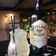 The 12 Drinks of Christmas, Day 10: Celebrate the New Year with  Teeling Irish Whiskey  Sips!