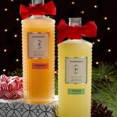 12 Drinks of Christmas, Day 11! Celebrate New Year's Eve with Haikara Momo or Yuzu!!