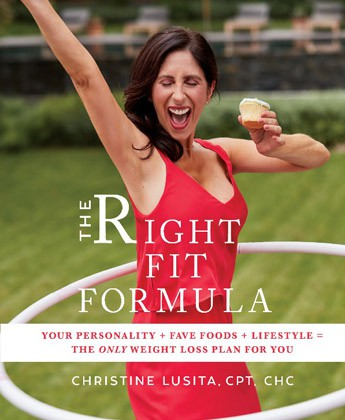 """""""The Right FIt Formula!""""  Your Personality + Fave Foods + Lifestyle = The Only Weight Loss Plan for You!!"""