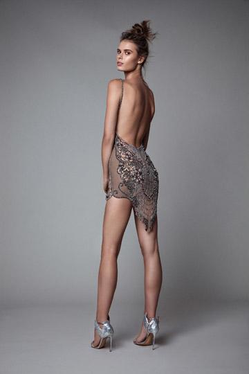 model-back