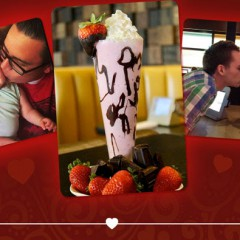 STACKED Has a Valentine's Deal for YOU! Kiss + Tell!!