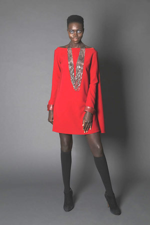 FW16---Red-Boat-Neck-Dress-
