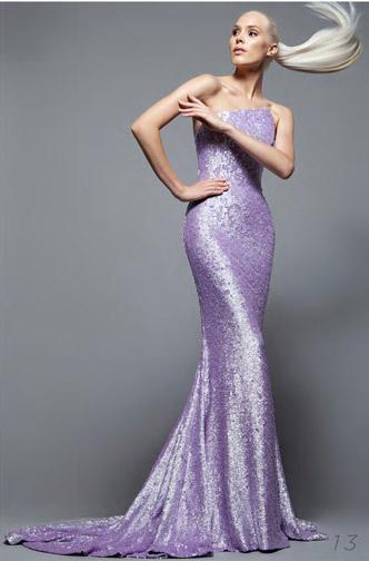 model-in-dress