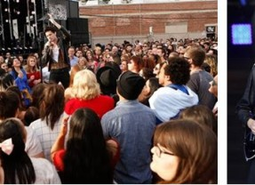 Musician James Bay Delivers Historic Performance on Jimmy Kimmel Live! Outdoor Stage!