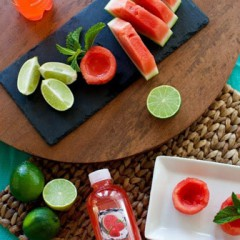 Celebrate Cinco de Mayo the Slim and Easy Way with Sparkling Ice Margaritas!!