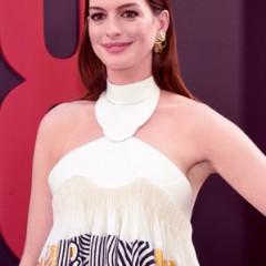 Celebrity Hairstylist Adir Abergel  Gives Anne Hathaway  Gorgeous Hair with Virtue!