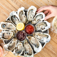 Shuck Up the  Longest Day of the Year- Summer Solstice -6/21-  with Oysters at Herringbone Santa Monica!
