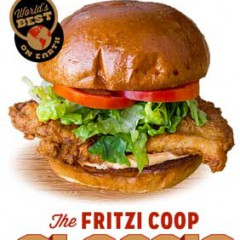 LA's Hot this Weekend: Turn Up the Sizzle of National Fried Chicken Day (7/6)  with  Fritzi Coop!