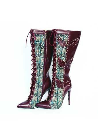 mid rise boots