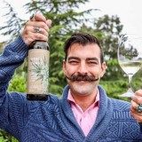 """Excite Your Tastebuds with the World's 1st THC-Infused 'Alcohol-Removed"""" Wine from Rebel Coast Winery + ebbu Collaboration!"""