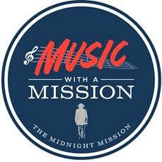 Music  with a Mission- Striking a Chord with Garrison Starr! Thurs. 8/2 /18 2-3:30 PM.