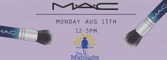 """MAC Cosmetics """"Day of Beauty"""" Supports Midnight Mission's Women's Crisis & Bridge Housing Center!"""