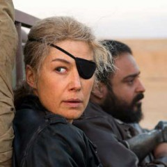 """Catch the Trailer for """" A Private War"""" Starring Rosamund Pike . Drops 11/2/18!"""