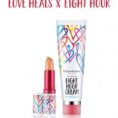 James Goldcrown x Elizabeth Arden Team Up with a LE Collection for 88th Anniversary of 8 Hour Cream!