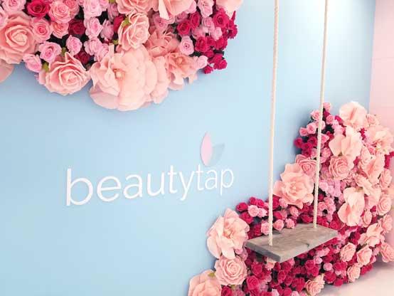 beautytap-wall