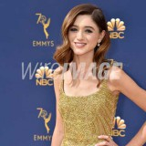 Getting the Emmys Look:  Celeb Hair Stylist Gregory Russell Talks about Natalya Dyer's Hairstyle!