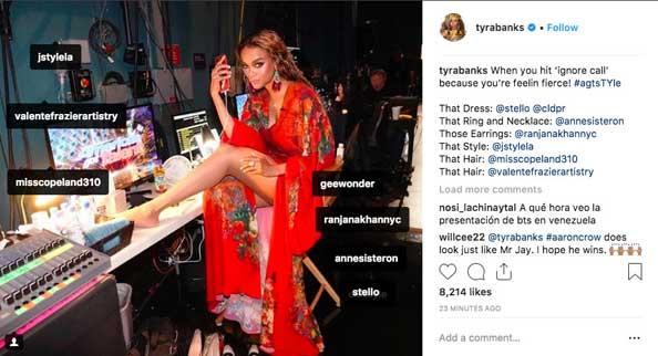 tyra--instagram