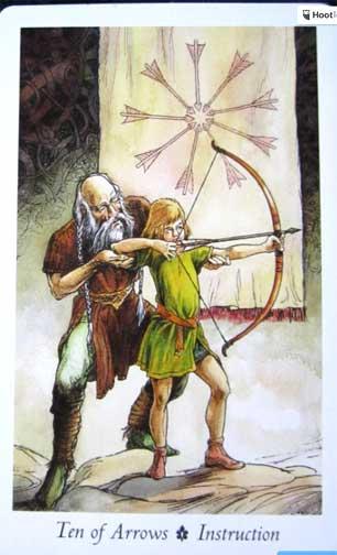 10-of-arrows