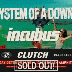 "Smart Tips for SOLD OUT ""System Of A Down + Incubus"" Concert at Glen Helen, 10/13!"