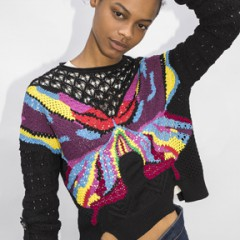 Designer Sonia Rykiel Launches Charity Driven Sweater Capsule  with Celebrity Collaborators!