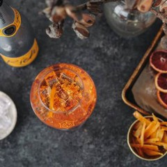 Celebrate Halloween with Great Cocktails from Veuve Cliquot + Black Box Wines!