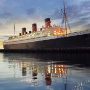 Celebrate  History, Harrowing Hauntings + Mor  Aboard the Queen Mary in Long Beach!