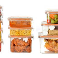 Turn to Wellslock for Organized Food Storage- and More!  Product Review!