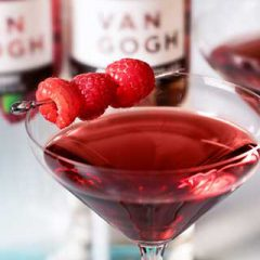 Rev Your New Year's Eve with Van Gogh Vodka Cocktails! Day 8, 12 Drinks of Christmas 2018!